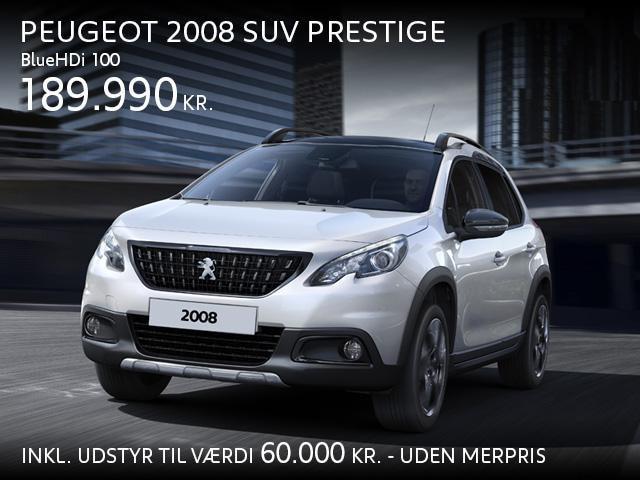 2008 SUV Prestige
