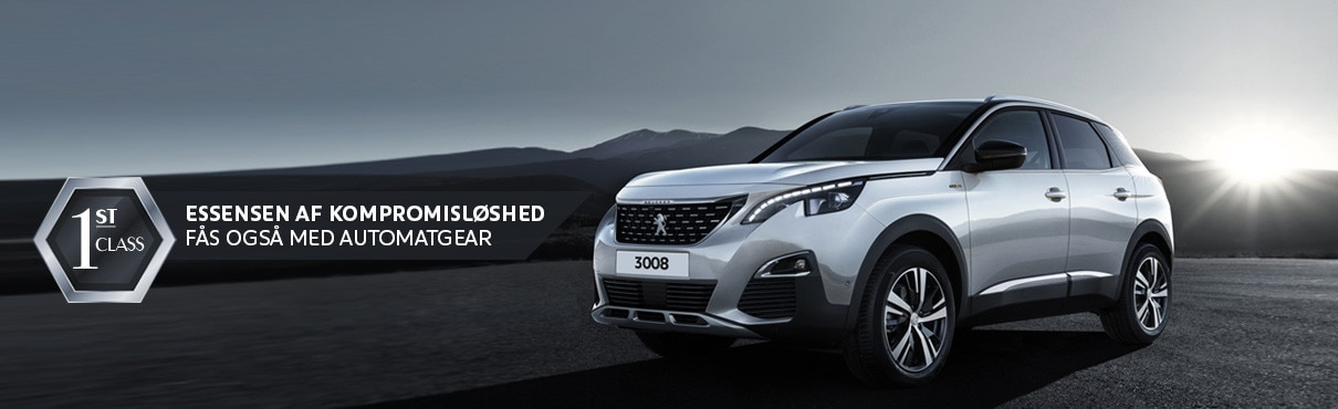 3008 SUV Allure Limited Edition