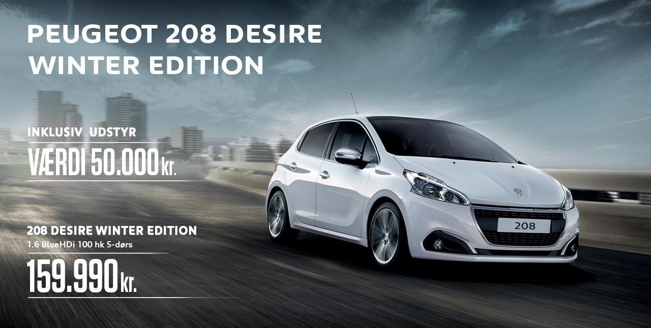 208 Desire Winter Edition